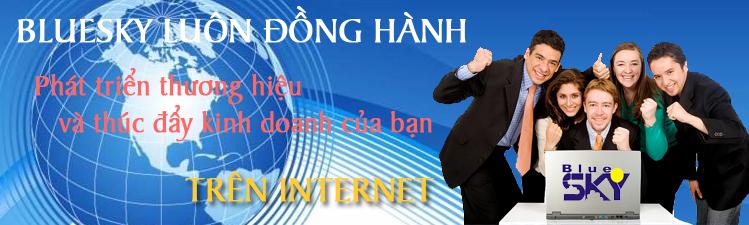 Blog công ty thiết kế web tại Hà Nội - www.bluesky.vn